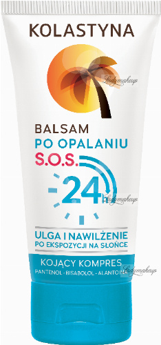 KOLASTYNA - S.O.S. 24h - Balsam po opalaniu - 150 ml
