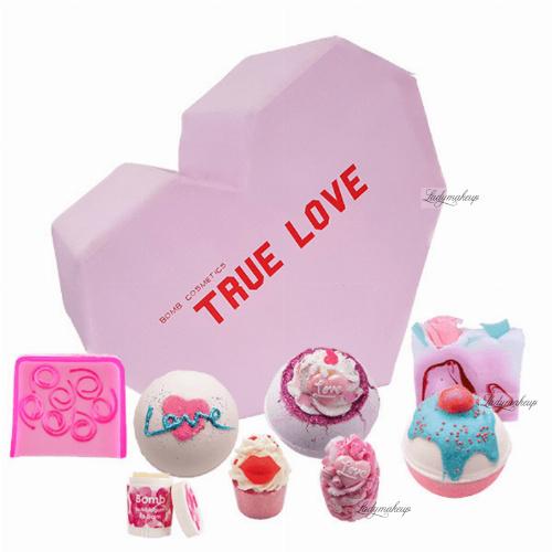 Bomb Cosmetics - Gift Pack - Zestaw upominkowy - TRUE LOVE