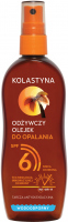 KOLASTYNA - Nourishing tanning oil - SPF6 - 150 ml