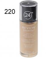 Revlon - podkład ColorStay cera normalna/sucha - 220 Natural Beige