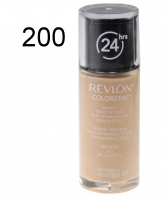 Revlon - podkład ColorStay cera normalna/sucha - 200 Nude - 200 Nude