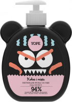 YOPE - NATURAL HAND SOAP FOR CHILDREN - Coconut and Mint - 400 ml