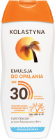 KOLASTIN - Tanning lotion - SPF 30 - 200 ml