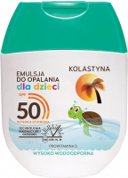 KOLASTYNA - Emulsja do opalania dla dzieci - SPF50 - 60 ml