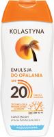 KOLASTIN - Tanning lotion - SPF20 - 200 ml