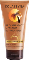 KOLASTYNA - Tanning accelerator for the face and body - 150 ml