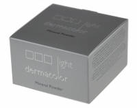 Kryolan - Light Dermacolor - Mineral Powder - Sypki puder mineralny - 70171