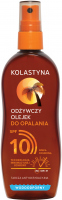 KOLASTYNA - Nourishing tanning oil - SPF10 - 150 ml
