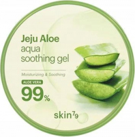 Skin79 - Aloe Aqua Soothing Gel - Aloe Vera 99% - Łagodzący żel aloesowy - 300 g