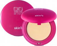 Skin79 - SUPER + PINK BB PACT - Matting powder compact - SPF 30 PA ++
