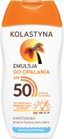 KOLASTYNA - Tanning lotion - SPF 50 - 150 ml