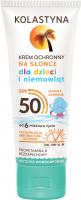 KOLASTIN - Sun protection cream for children and babies - SPF50 - 75 ml