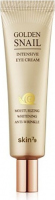 Skin79 - Golden Snail - Intensive Eyre Cream - Krem pod oczy z ekstraktem ze śluzu ślimaka - 35 g