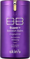 Skin79 - Super+ Beblesh Balm - Nawilżająco-rozjaśniający krem BB - SPF 40 PA+++ Purple
