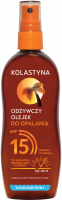 KOLASTYNA - Nourishing tanning oil - SPF15 - 150 ml