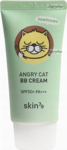 Skin79 - Animal BB Cream- Kojący krem BB - SPF 50 - Angry Cat - 30 ml