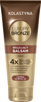 KOLASTYNA - LUXURY BRONZE - Bronzing body lotion - Dark complexion - 200 ml