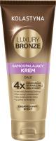 KOLASTIN - LUXURY BRONZE - Self-tanning body cream - 200 ml